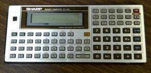 Sharp Pocket Computer