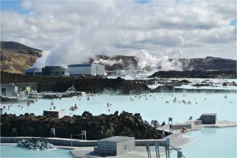 Field trip to Iceland to see Geothermal Energy (and tourism)